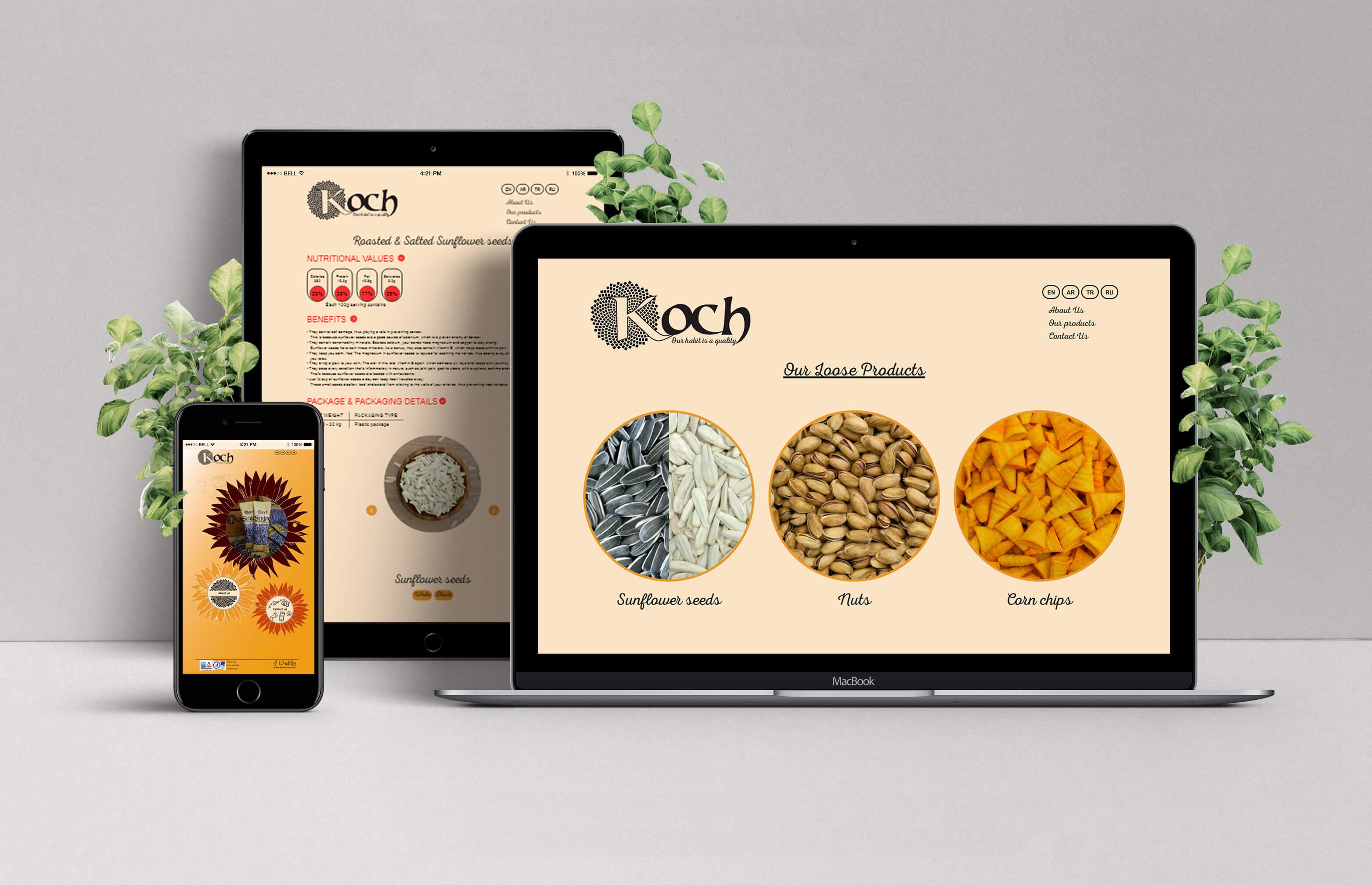 AlKoch website